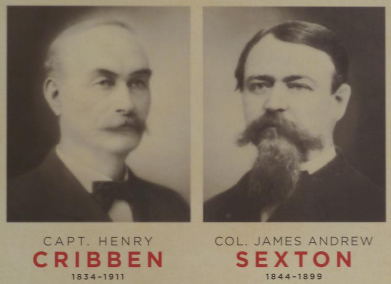 Cribben - Sexton